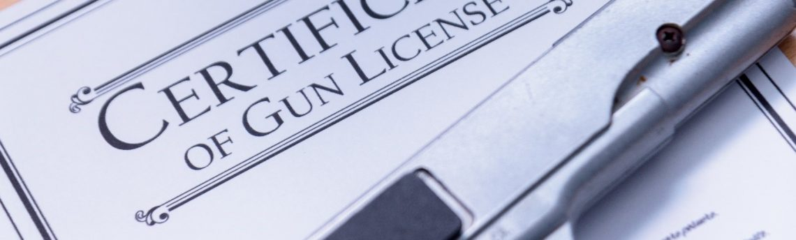 Lockdown & the Gun Licence Amnesty – What now?